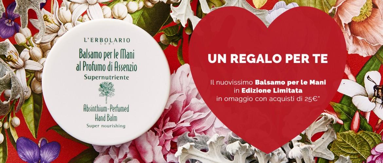 San Valentino Erbolario a Milano