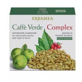 Caffè verde Complex - Bustine di polvere solubile con edulcorante