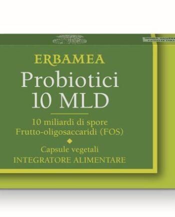 probiotici 10 mld capsule vegetali
