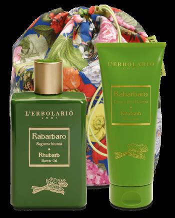 beauty bag duo rabarbaro