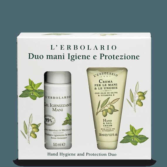 Duo Mani Igiene e Protezione